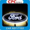 Led 4d car logo/car led emblem/new Led auto car logo for car