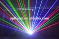 3 W RGB RGB laser de DMX bar e discoteca decoração