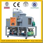 Unique decolorization technology lube oil filtration system