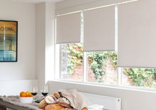Roller shades blinds & window treatments decor at the home