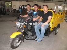 cargo three wheeler/motorized tricycle/cargo 3 wheel motorcycle