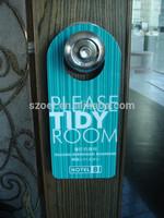 door hanger white board, do not disturb hotel door hangers