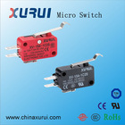3 pins dc micro switch / push button microswitch / 20a 250vac micro switch china manufacturer
