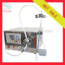 small semi automatic liquid filling machine