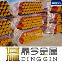 """EN877 cast iron pipe 6"""" inch"""
