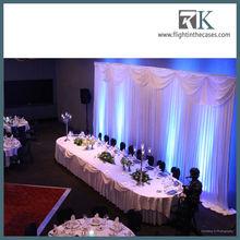 Popular and fashion Wedding Backdrop Curtain