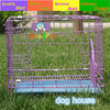 portable folding dog cage pet house