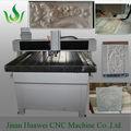 China fabricante de la fuente de alta precisión hermoso grabado y corte de trabajo baratos de mármol de la máquina para la talla de piedra/de metal/de jade