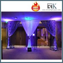Organza Decoration Backdrope Drape Curtain
