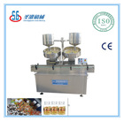 Automatic double heads soft capsules counting machines