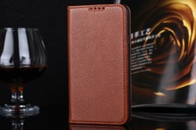 For Blackberry Q5 smart phone leather stand wallet cover case