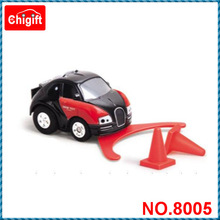 5cm remote control mini car with the beautiful Apple Shape display box