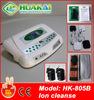 2014 Newly hydrosana (HK-805B) with dual waist belts&Low-frequency hydrosana detox foot spa