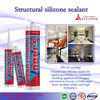 china structural silicone Sealant / household silicone sealant/ silicone weathering sealant