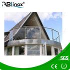 stainless steel handrail design for balcony