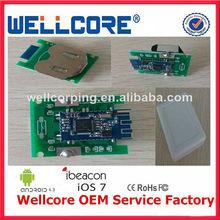 Wellcore new design bluetooth module,ibeacon,bluetooth 4.0 ble CC2541 development kit !