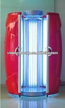 ST-032 2014 28 Lamp uv wave solarium tanning bed for sale