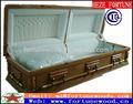 eua de madeira caixão fúnebre de preços mais baixos preços de caixões