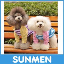 Pig pattern print dog clothes/nice dog clothes/pet clothes
