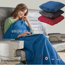 Microfleece Travel Blanket