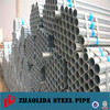 plastic inner lined galvanized pipe steel