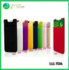 2014 Factory Price and Fashion silicone smart phone wallet