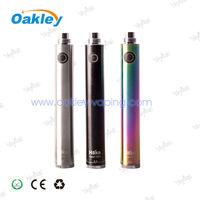 2014 Oakley new electronic cigarette ego HAKA twist 1500mAh battery