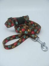 fashion nylon collar & leash
