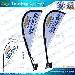 Teardrop car flag (NF08F01024)