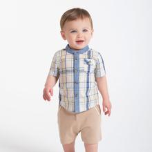 Db1319 Dave Bella 2014 estate vestiti del bambino prezzo all'ingrosso modello maglietta camicetta camicetta bambini per il ragazzo