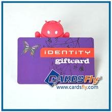 High quality Credit Card Size cr80 13.56mhz smart card for access control