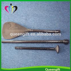 customer design 3 piece carbon fiber paddle/oar