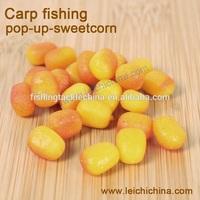 pop up carp fishing sweet corns