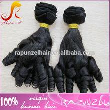 New arrivals russian tip curls black hair