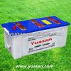 Super YUASAN Japanese Standard Dry (or Wet) Charge Lead Acid Car Battery for Start-145G51-12V150AH