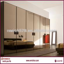High gloss wholesale modular bedroom wardrobes