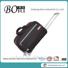 travel trolley luggage bag duffel bags with trolley wheel trolley bag