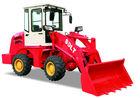 1.6T 0.8M3 mini tractors ZL16 with front end loader (CE) (0.75CBM,1600KG)--10299usd