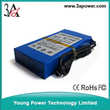 lithium ion 24v battery packs 60ah bms charger 1000w