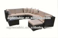 10005 modern contemporary wicker furniture