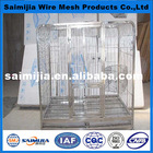 Hebei stainless steel dog cage pet house
