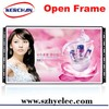21.5 inch open frame multimedia player for chain stores