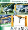 de alta calidad polipasto eléctrico de taller de servicio ligero brazo de la grúa de la columna