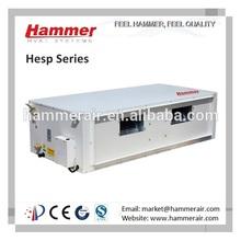 HVAC high ESP duct fan coil unit price