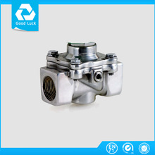 OEM Aluminium Die Casting Gas Valve Made in Shenzhen With Technical Drawing Customize Mould