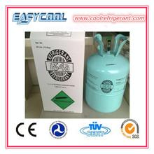 refrigerant r134a gas 13.6kg cylinder DOT ,CE approved