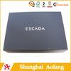 black folding paper box wholesale paper folding gift box