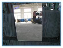 Eco friendly paint coating float glass made aluminum coated sheet mirror