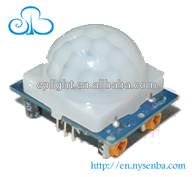 Delay Time/Sensitivity/Lighting Adjustable Smart Digital Human Detect Module SB00612A-2