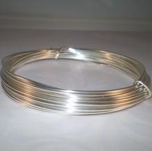 Silver 8 gauge wire
